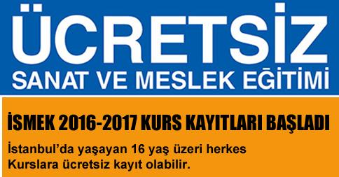 İstanbul Kurs Kayıtları