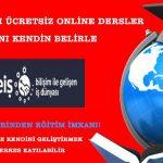 Ücretsiz Online Ders Sertifikalı